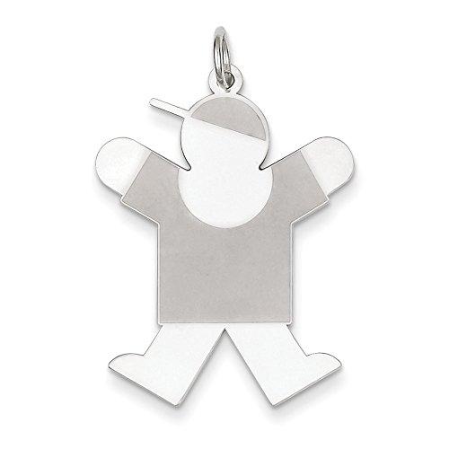 Joy-Charm enfant-Argent 925/1000–JewelryWeb