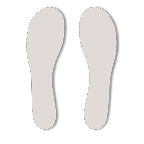 Summer Soles Softness of Suede Stay-Dry Women's Full Length Insoles