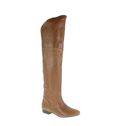 Chinese Laundry Women's South Bay Knee-High Boot, Cognac ...