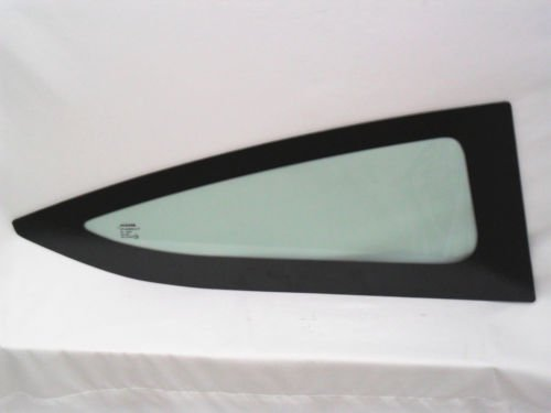 2008-2012 Honda Accord 2 Door Coupe Passenger Side Right Rear Quarter Glass FQ23515GTN (Glass Right Quarter)