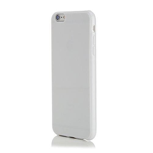 Shinny arktisPRO coque de protection en tPU pour apple iPhone 6 plus blanc