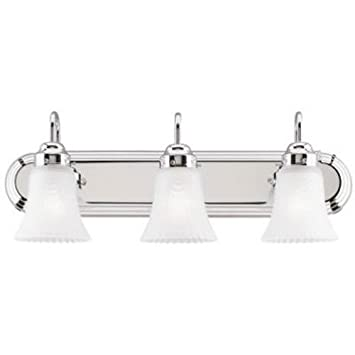 Westinghouse 6652200 3 Light Bracket Bathroom Light - Vanity ...