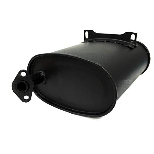 POWER PRODUCTS Exhaust Muffler for 212CC 196CC 5.5HP 6.5HP 3000W 3500W 4000W Gasoline Generator