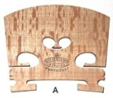 Milo Stamm Royal viola bridge, A shape, 48mm