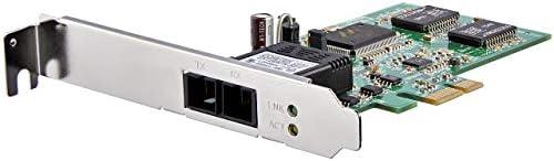 StarTech.com PEX1000MMSC2 - Tarjeta de Red Ethernet PCI Express de ...