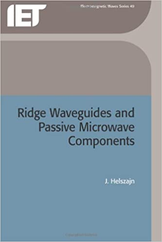 Ridge Waveguides and Passive Microwave Components (Electromagnetics and Radar)