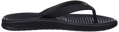001 Noir Plage Piscine Nike GS Black et Chaussures de Solay White Garçon PS Thong gqgwOAf