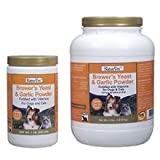 Brewer's Yeast and Garlic Powder – 1 lb., My Pet Supplies