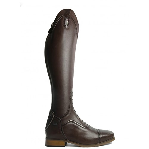 UK Field Sanremo Brogini Short 5 Boots Long Brown Riding 9 xwYOqO5d