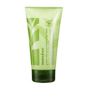Innisfree Green Tea Pure Cleansing Foam, 150-ml