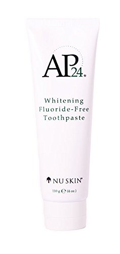 Nu Skin Nuskin AP24 Whitening Fluoride-Free Toothpaste 110g 4oz New Formula