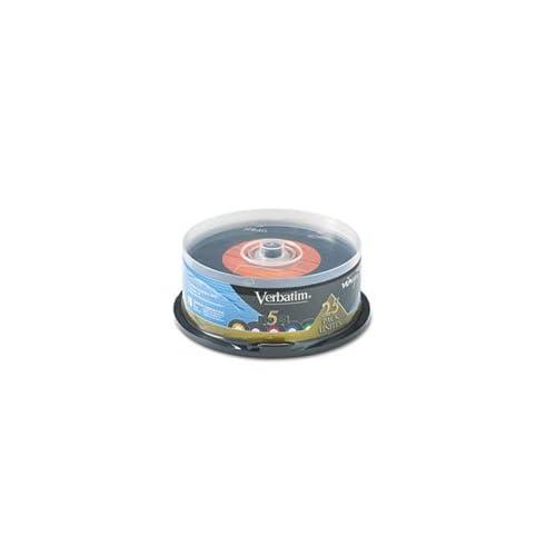 ** Digital Vinyl CD-R Discs, 700MB/80min, Spindle, 25/Pack