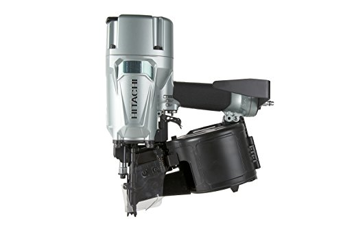 Hitachi NV83A5 Coil Framing Nailer with Rafter Hook, 3-1/4'' by Hitachi