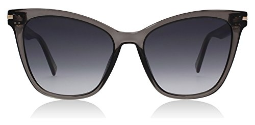 Marc Jacobs Women's MARC 223/S Grey Black/Dark Grey Gradient One - Sunglasses Heart Jacobs Marc