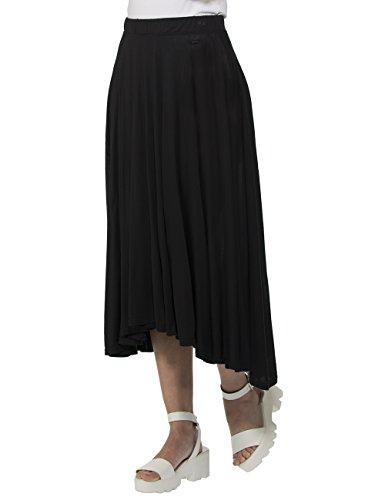 Bench Pretense B - Falda para Mujer Negro (Jet Black BK014)
