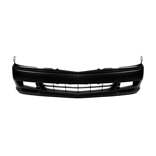 - CarPartsDepot 2002-2003 Acura 3.2TL Front Bumper Cover AC1000141 Primered Black Fascia Plastic