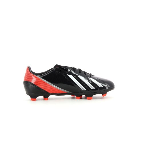 adidas F10 TRX FG Q33869 Herren Fußballschuhe - Schwarz (Black 1 / Running White Ftw / Infrared)