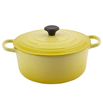 Le Creuset Signature Enameled Cast-Iron 9-Quart Round French Oven