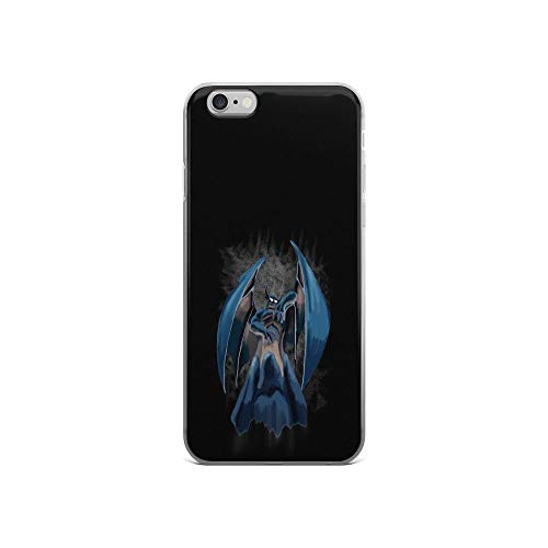 iPhone 6 Case iPhone 6s Case Clear Anti-Scratch Chernabog Cover Phone Cases for iPhone 6/iPhone 6s, Crystal Clear