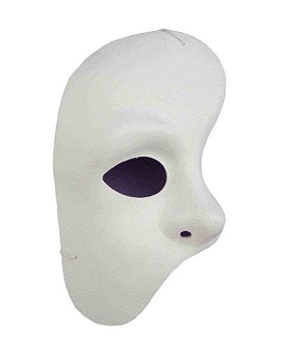 Forum Novelties Phantom Mask White