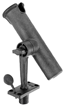 National Products RAM-301-F Marine Ram Tube 2000 Rod Holder with Flush Mount