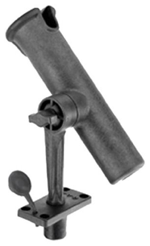 National Products RAM-301-F Marine Ram Tube 2000 Rod Holder with Flush Mount