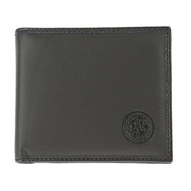 ハンティングワールド 320-13A/BATTUE ORIGIN/BLK 二つ折り財布 【並行輸入品】 B072Q51C42