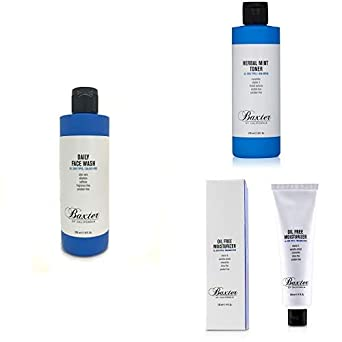 Baxter of California Sulfate Free Daily Face Wash for All Men s Skin Types