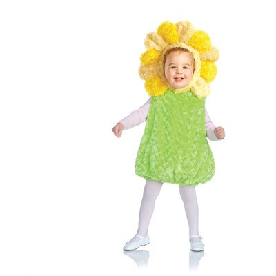 Sunflower Costume - Medium size - by Underwraps