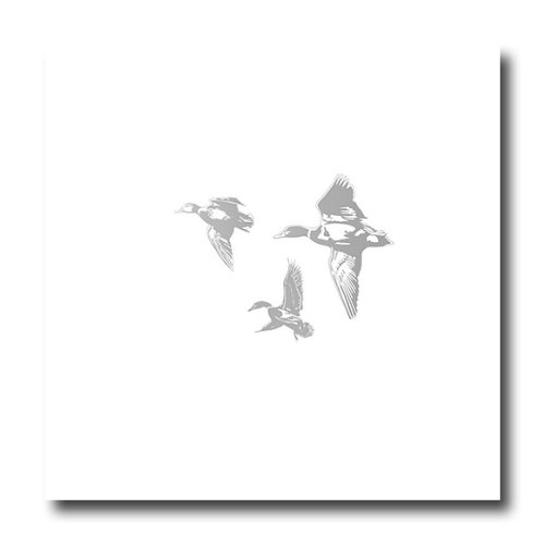 Ducks Sudden Shadow Wall Applique (Ducks Unlimited Wall Border)