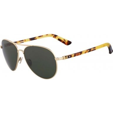 Calvin Klein Collection CK7377S-700 Japanese Gold CK7377S Sunglasses