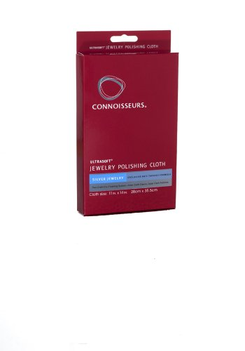 Connoisseurs Silver Polishing Cloth
