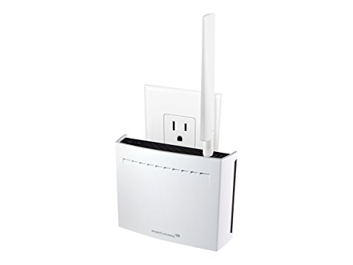 High Power Wireless-N 600Mw Smart Repeater_3 1 Extend the range of any Wi-Fi network at unprecedented speeds with Award winning coverage Add up to 10,000 additional square feet of Wi-Fi coverage and eliminate dead spots Experience next-gen AC1750 speeds for flawless HD and 4K streaming and lag-free gaming