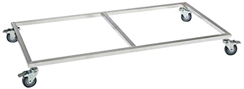 ProSelect Stainless Steel Modular Cage Base with Wheels Review