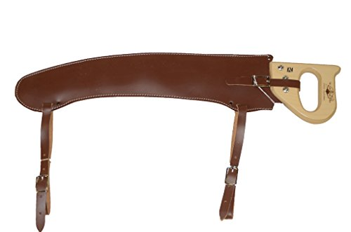 Fano saw with chap leather scabbard by Fano