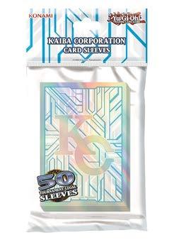 Yu-Gi-Oh! Kaiba Corporation Card Sleeves (50 Pack)