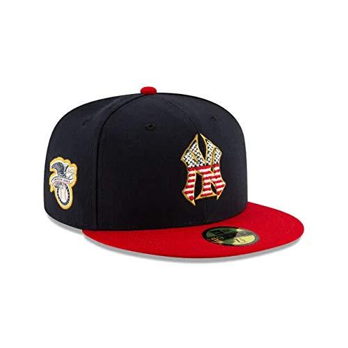 New Era 5950 New York Yankees July 4th 2019
