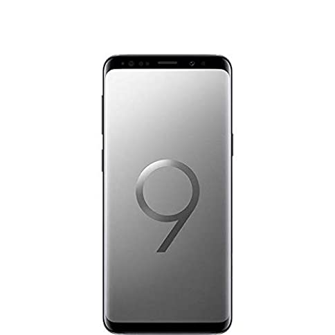 - 31f 2BlCmeEjL - Samsung Galaxy S9 SM-G960F/DS Dual Sim 128GB/4GB – GSM ONLY – Factory Unlocked International Version – No Warranty in The US (Titanium Gray)