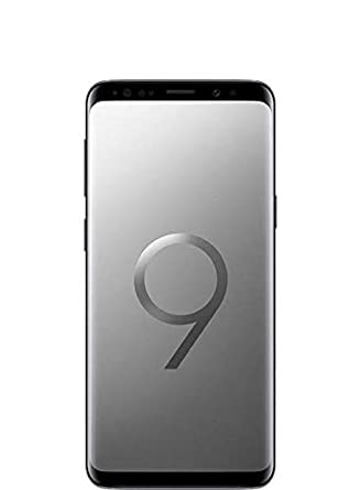 Samsung Galaxy S9 Sm G960fds Dual Sim 128gb4gb Gsm Only Factory Unlocked International Version No Warranty In The Us Titanium Gray