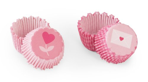 Martha Stewart Crafts Heart Mini Treat Wrappers