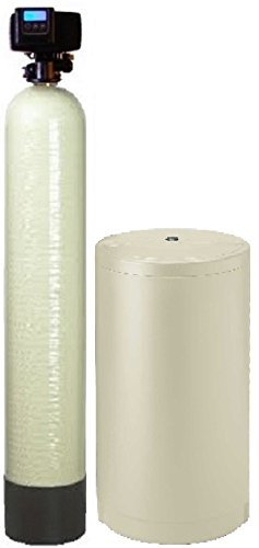 Water Softeners (Iron Pro 2 Combination water softener iron filter Fleck 5600SXT digital metered valve 64,000 grain, 64k for whole house)