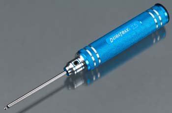 DuraTrax Ultimate Ball Driver, 2.5mm ()