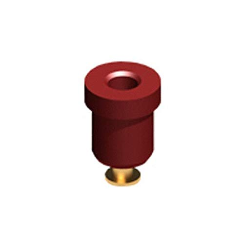 PC TEST POINT JACK RED (Pack of 10) (11001-R)