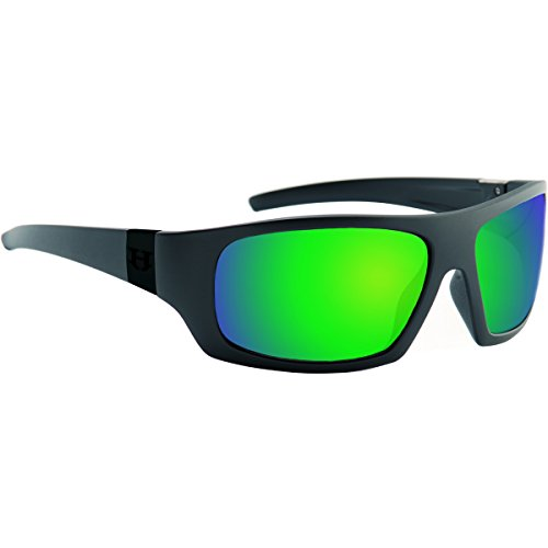 hoven-easy-polarized-sunglasses-black-on-black-green-chrome-one-size