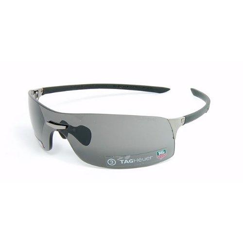 Tag Heuer Squadra 5507 Templos Gafas de Sol Negro/Gris Lens ...
