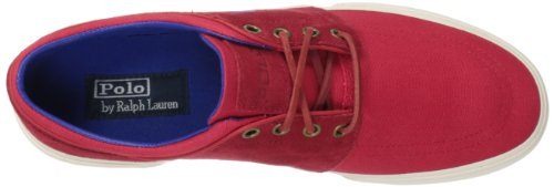 Real Mens Royal Fashion Suede Lauren Sneaker Red Ralph Red Real Polo Faxon Low Rugby v4wSxqg