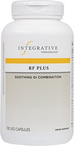 Integrative Therapeutics - RF Plus (Reformulated) - Soothing GI Combination - 180 Capsules by Integrative Therapeutics