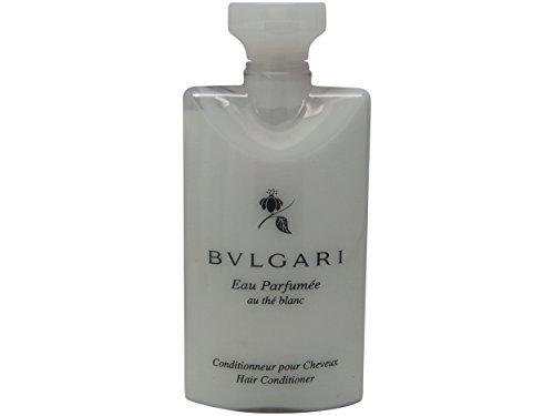 Bvlgari White Tea au the blanc Conditioner Lot of 6 ea 2.5oz Bottles. (Bvlgari Au)