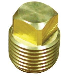 Drain Plug Brass 3/4