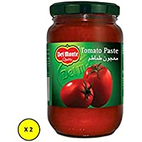Del Monte Tomato Canned Paste , 1100 gms (Pack of 2)